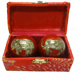 Red Elephant Health Iron Balls